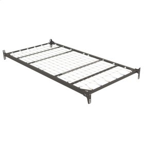 Universal 39-Inch Daybed Link Spring 1604NE Top Spring with (4) Cross Supports and Angle Down Side Rails