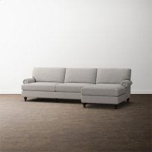 Hunter 2 Piece Right Chaise Sectional