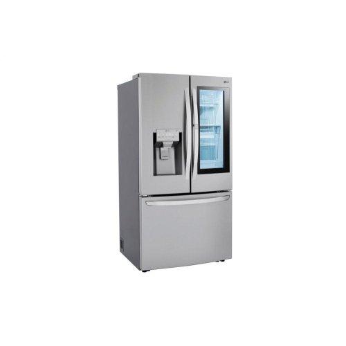 30 cu. ft. Smart wi-fi Enabled InstaView Door-in-Door® Refrigerator with Craft Ice Maker