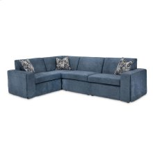 5 PC Sectional Set, Mbl