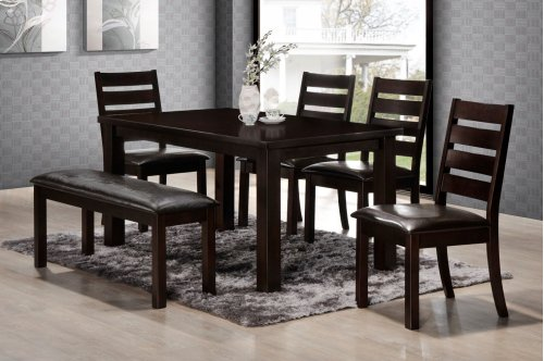 5010 Durango COMPLETE; table & 4 chairs