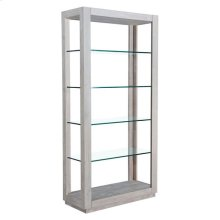 Beaumont Tall 6 Level Shelf Sun Drenched Acacia