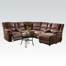 Zanthe II Sectional