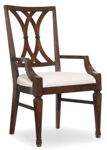 Dining Room Palisade Splat Back Arm Chair