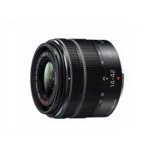 LUMIX G X Vario II Lens, 14-42mm, F3.5-5.6 ASPH., Micro Four Thirds, MEGA Optical I.S. - H-FS1442AKA