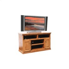 """O-T273 Traditional Oak 54"""" TV Console"""