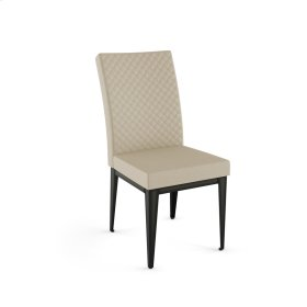 Alto Chair With Quilted Fabric