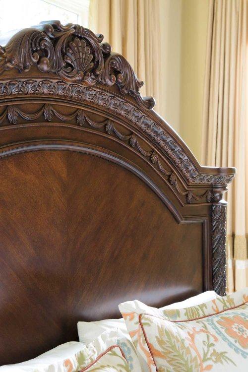 King/Cal King Panel Headboard