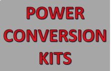 Single Large Power Conversion Kit