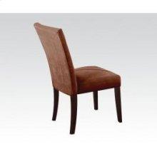 Chocolate Mfb Side Chair
