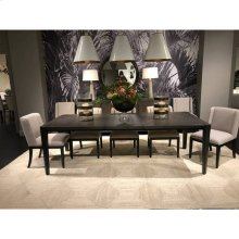 "Horizon 76"" Rectangular Dining Table - Flannel"