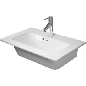 Me By Starck Furniture Washbasin Compact 3 Faucet Holes Punched