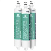 RPWFE REFRIGERATOR WATER FILTER 3-PACK