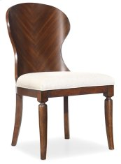 Dining Room Palisade Wood Back Side Chair