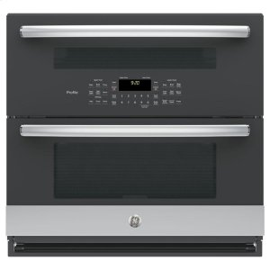 "GE ProfileGE PROFILEGE Profile™ 30"" Built-In Twin Flex Convection Wall Oven"