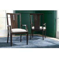 Paldao Splat Back Arm Chair Product Image