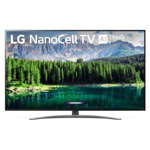LG AppliancesLG Nano 8 Series 4K 75 inch Class Smart UHD NanoCell TV w/ AI ThinQ® (74.5'' Diag)