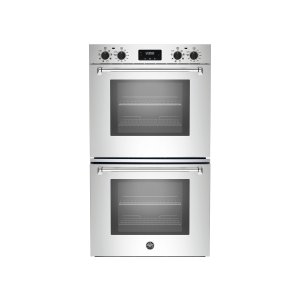 Bertazzoni30 Double Convection Oven Stainless Steel