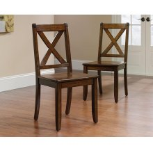 X-Back Chair (set of 2)