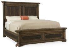 Bedroom Woodcreek Queen Mansion Bed