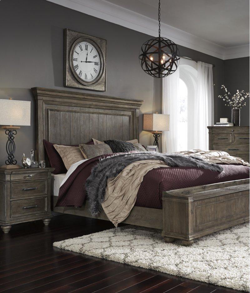 B77658 In By Ashley Furniture In Poplar Bluff Mo King Cal King