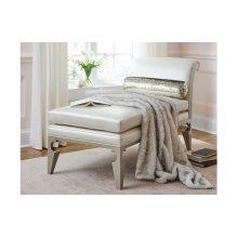 Glitz & Glam Chaise w/Bolster Pillow