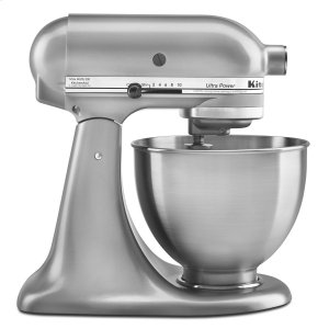 KitchenaidUltra Power® Series 4.5-Quart Tilt-Head Stand Mixer Contour Silver