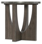 Living Room Miramar Aventura Tomasso Round End Table