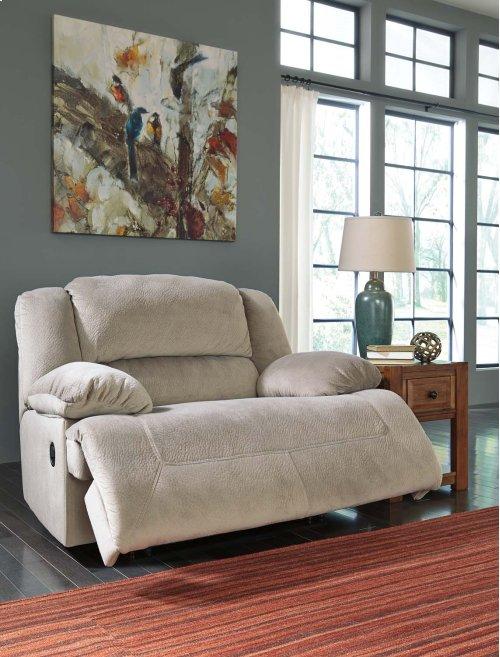 Toletta Zero Wall Wide Seat Recliner - Granite Collection