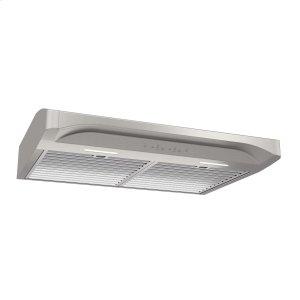 BroanBroan® Elite 30-Inch Convertible Under-Cabinet Range Hood, Stainless Steel