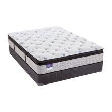 Crown Jewel - Cherry Opal - Euro Pillow Top - Queen - Mattress Only