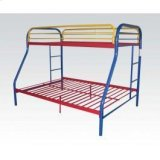 Tritan Rainbow T/f Bunk Bed Product Image