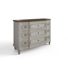 Hillside Single Dresser - Feather