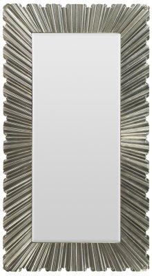 Accents Melange Ember Floor Mirror