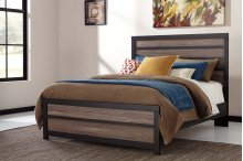 Harlinton Queen/Full Panel Headboard