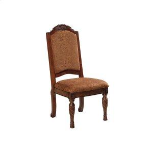 AshleyASHLEY MILLENNIUMNorth Shore - Dark Brown Set Of 2 Dining Room Chairs