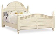 Bedroom Sandcastle Queen Wood Panel Bed