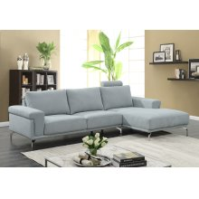 Jackson Sky Blue Sectional