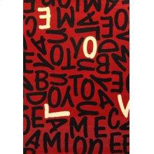 Terra Love Red Design 1586-8667
