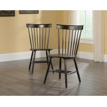 Spindle Back Chair (set of 2)