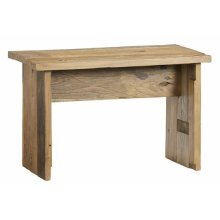 Bench - Reclaimed Elm Finish