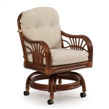 Swivel Tilt Caster Chair