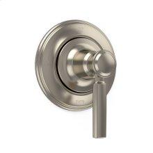 Keane Volume Control Trim - Brushed Nickel