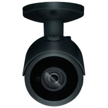 Mini Bullet Camera POE IP 5MP - Gray