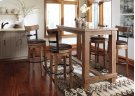 Pinnadel - Grayish Brown 5 Piece Dining Room Set Product Image