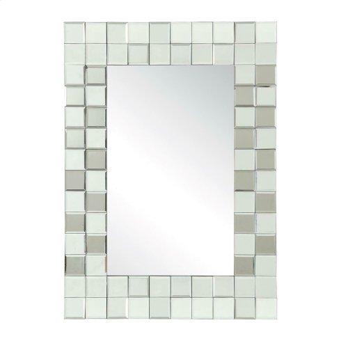 Contemporary Rectangle Mirror