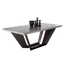 Langley Dining Table - Grey