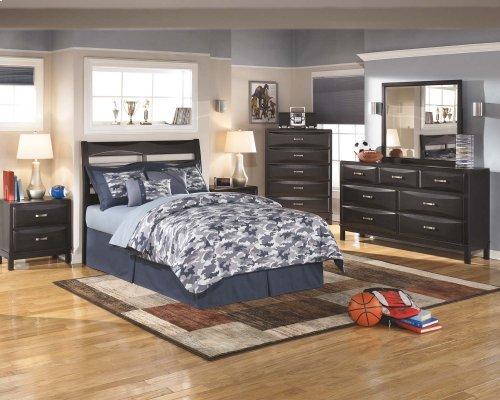 Ashley 4-Piece Full Storage Bedroom Set