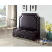 FAIRLY,SETTEE W/STORAGE Product Image