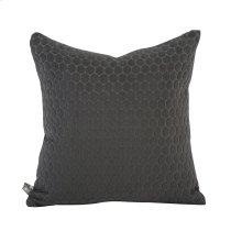"16"" x 16"" Pillow Deco Pewter"